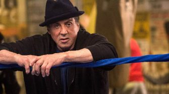 Silvester Stallone en Creed