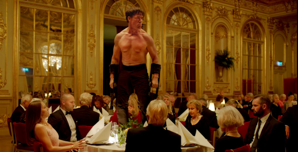 The Square dirigida por Ruben Östlund