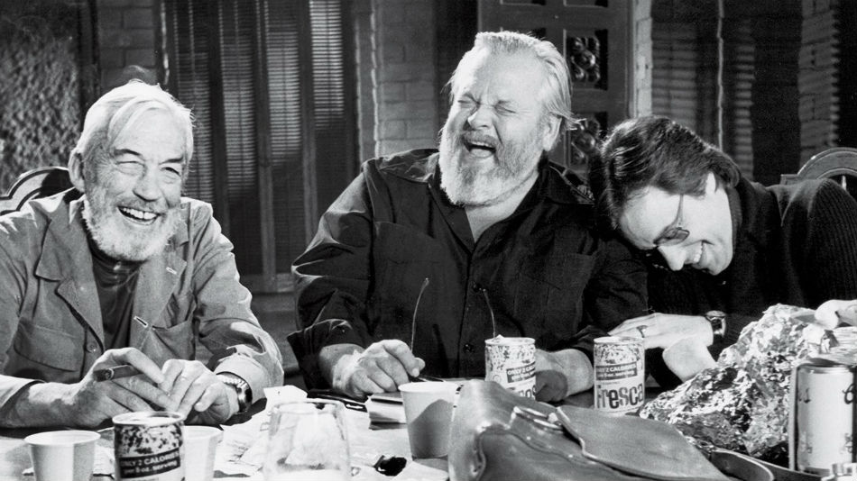 Al otro lado del viento, última película de Orson Welles