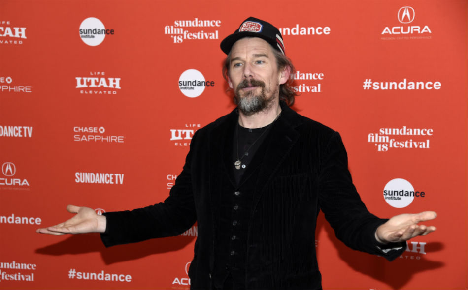 Entrevista a Ethan Hawke, director de Blaze