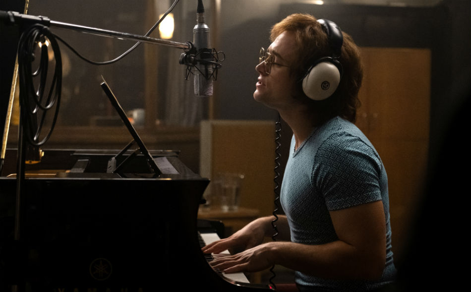 Rocketman, biopic de Elton John interpretado por Taron Egerton