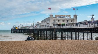 Brighton, escenario de cine