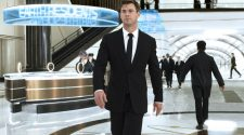 Men in Black International (con Chris Hemsworth)