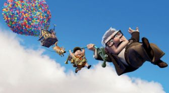Up (2009) dirigida por Pete Docter y Bob Peterson