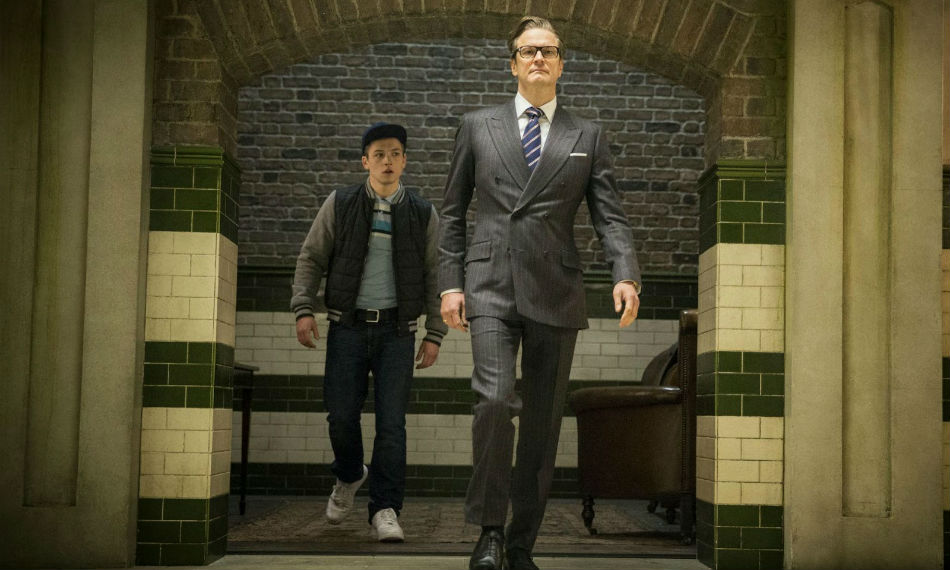 Kingsman, antihéroes cinematográficos